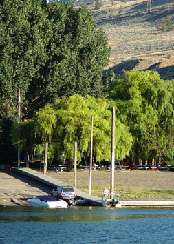 Savona Park and boat launch